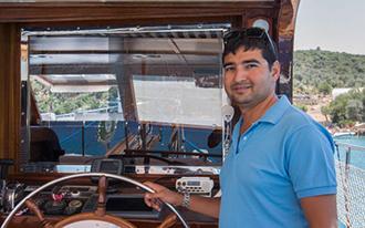 Captain Ergun Kas