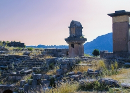 about xanthos