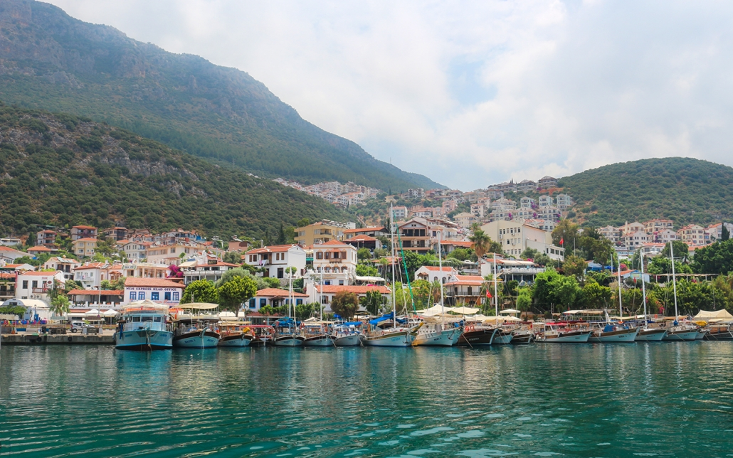 kas turkey guide