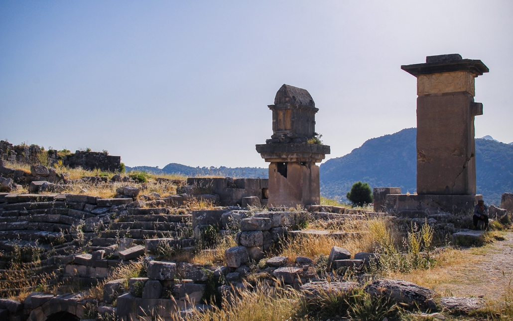 The Ancient City of Xanthos