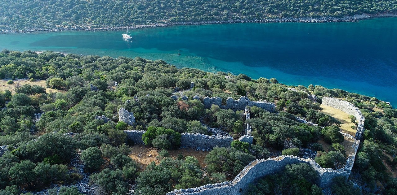 aperlai city kekova