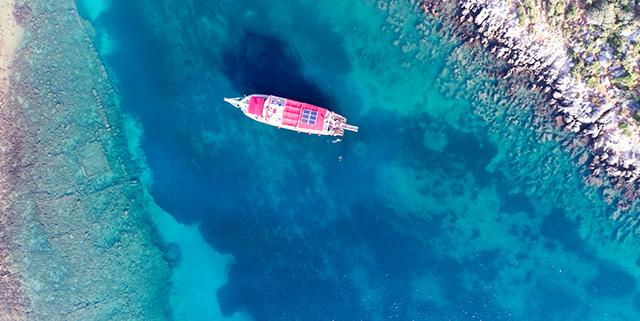 Kaş tekne turları: Aperlai