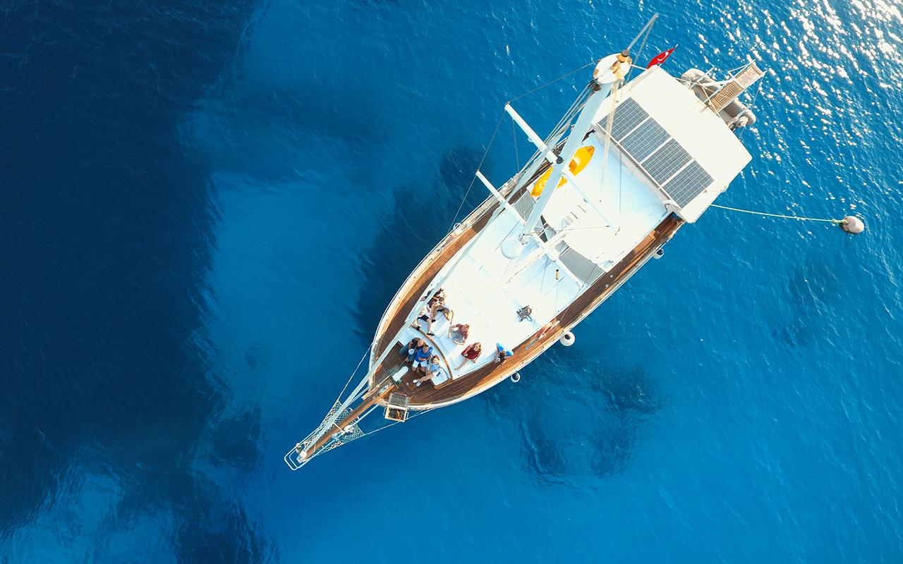 Kalkan tekne turları